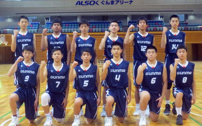 2019第32回都道府県対抗ジュニアバスケットボール大会 - 男子