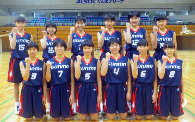 2019第32回都道府県対抗ジュニアバスケットボール大会 - 女子